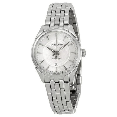Hamilton Jazzmaster Ladies Automatic Bracelet Watch, H42215111
