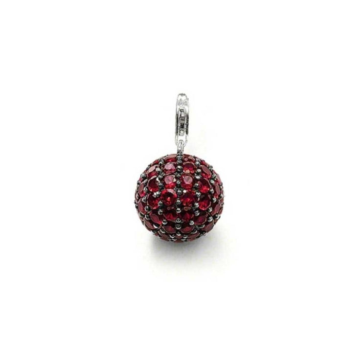Thomas Sabo Pavé Ball Charm T0254-012-10