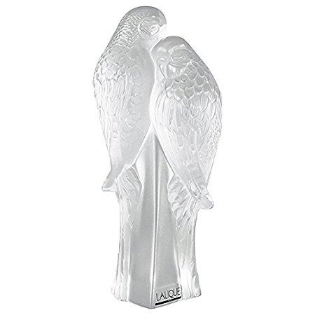 Lalique Two Parakeets