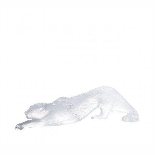 Lalique Zeila Panther Small - Clear