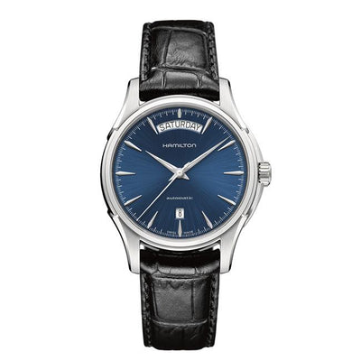 Hamilton Jazzmaster Day Date Automatic Strap Watch