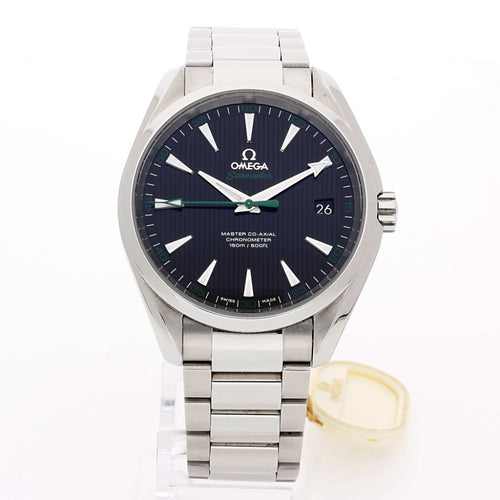 Gents Omega Seamaster Aquaterra Automatic Stainless Steel Watch