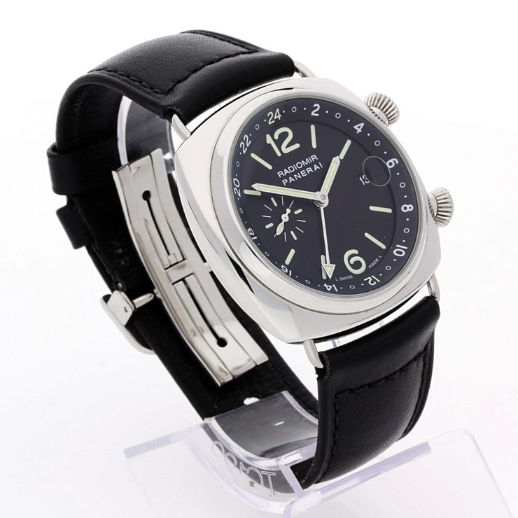 Gents Panerai Radiomir GMT Automatic Watch