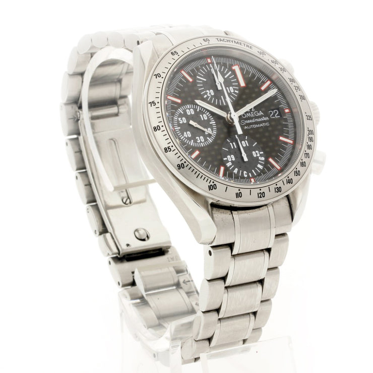 Omega Speedmaster Racing Special Limited Schumacher Edition Watch