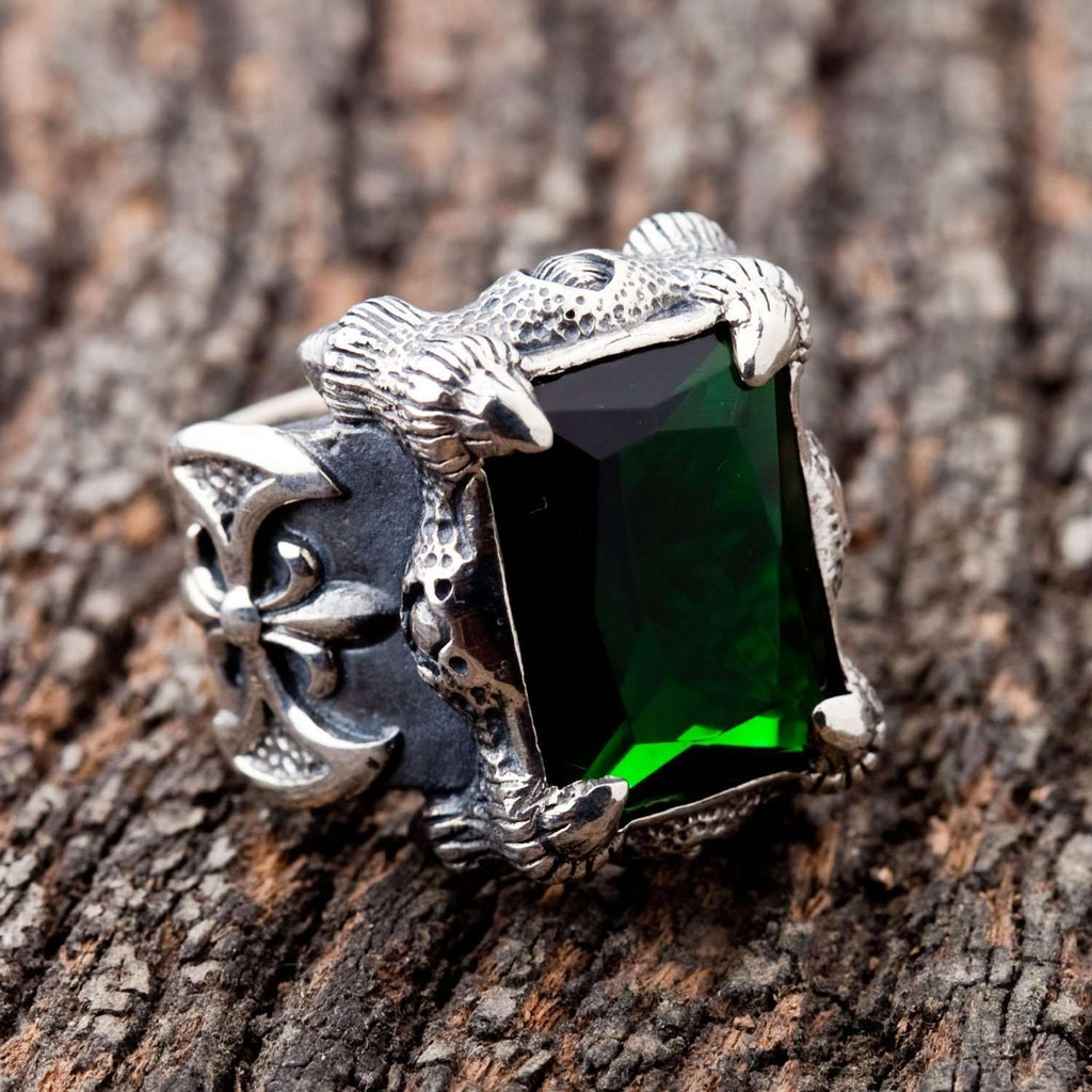 green watch youtube emerald big cut colombian light gemstone medium