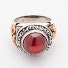 Red Love Angel Cupid Ring-Gothicrock