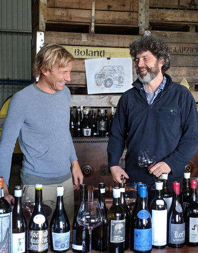 Pieter Walser from Blank Bottle on the stories behind some of our favourite wines