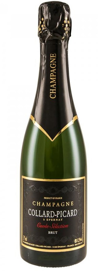 Halves Champagne Collard-Picard Cuvee Selection Brut NV (37.5 cl)