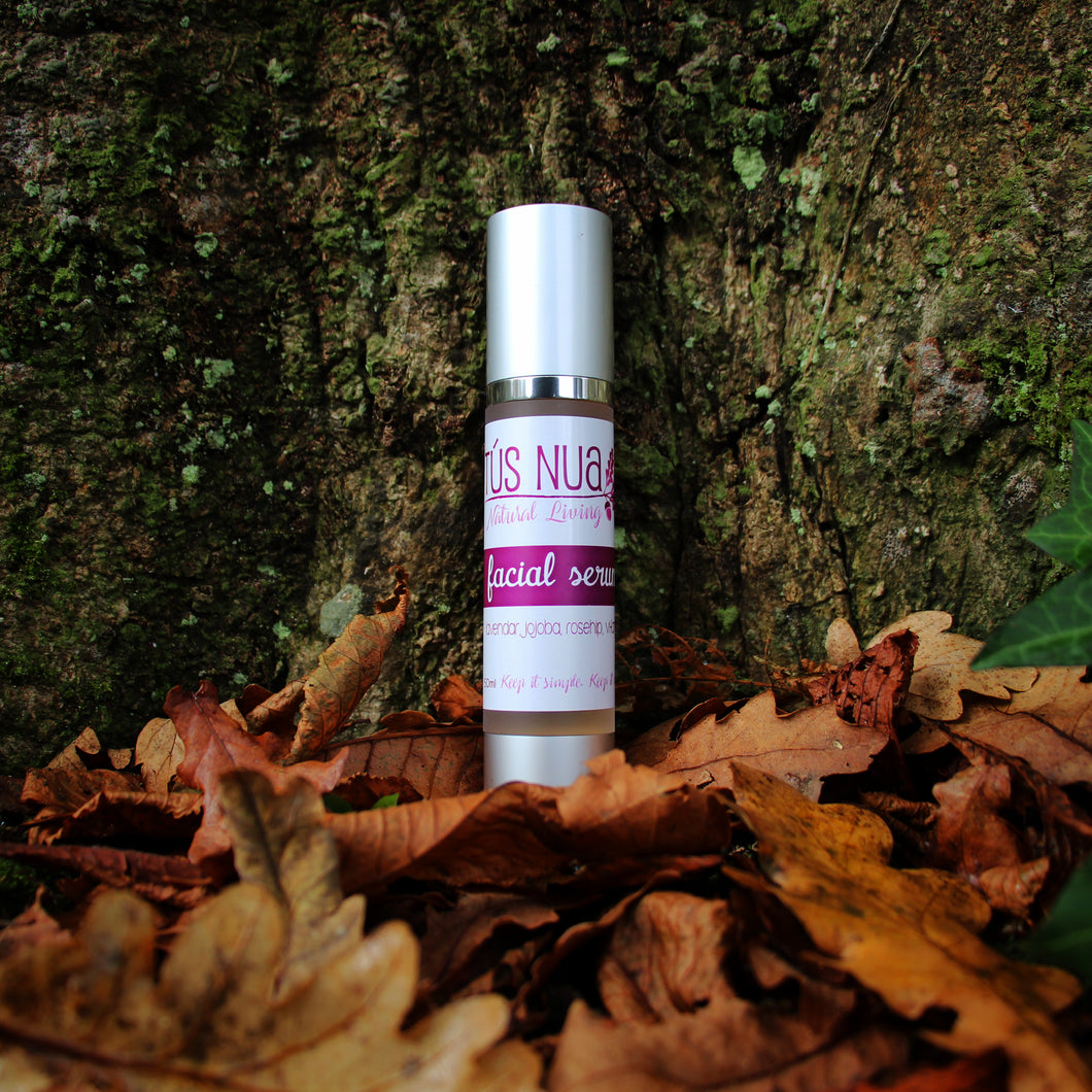 Moisturising Facial Serum