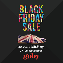 black friday on shoes