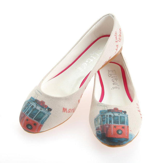 Istanbul Ballerinas Shoes 1135