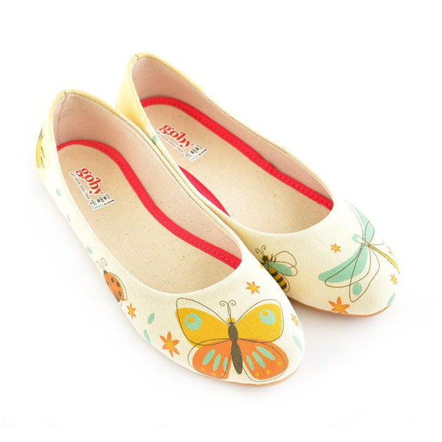 Wings Ballerinas Shoes 1140