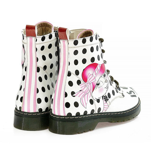 Sweet Girl Cat Long Boots AMAR104