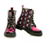 The Dream of the Skull Long Boots AMAR110