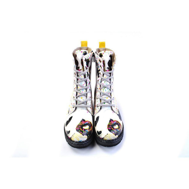 ALASKA Long Boots AVL101 Women Long Boots Shoes - Goby Shoes UK