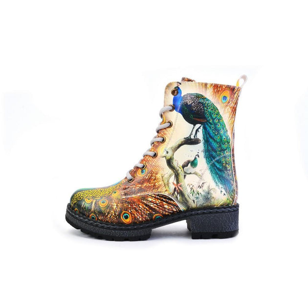 ALASKA Long Boots AVL102 Women Long Boots Shoes - Goby Shoes UK