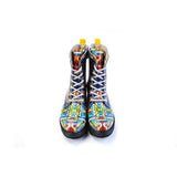 ALASKA Long Boots AVL103 Women Long Boots Shoes - Goby Shoes UK