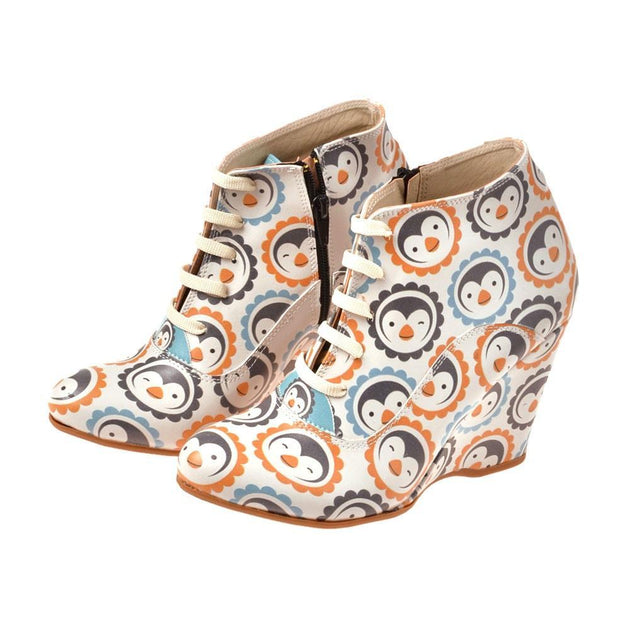 Penguins Ankle Boots BT205