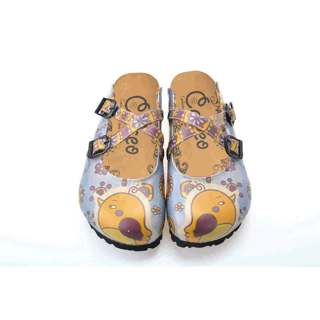 Clogs CAL188, Goby, CALCEO Clogs