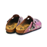CALCEO Mexican Dry Head Clogs CAL370 Clogs Shoes - Goby Shoes UK