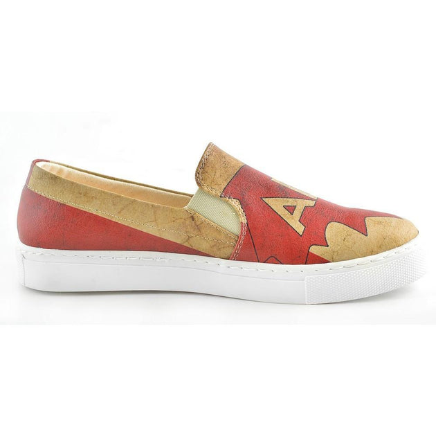 Slip on Sneakers Shoes CND101