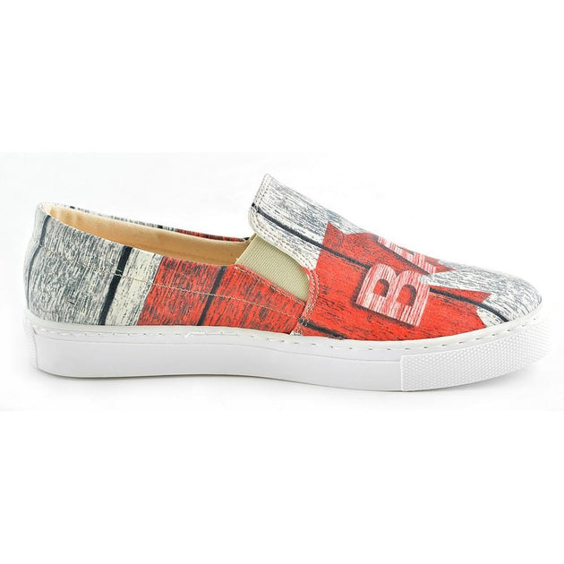 Slip on Sneakers Shoes CND201