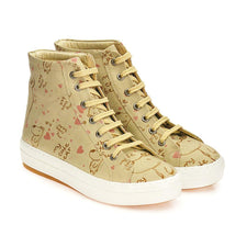 My Cute Bear Sneaker Boots CW2015