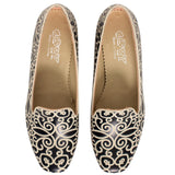 Goby DB110 Pattern Women Mary Jane Shoes - Goby Shoes UK