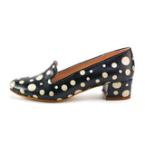 Career Heel Shoes DB124