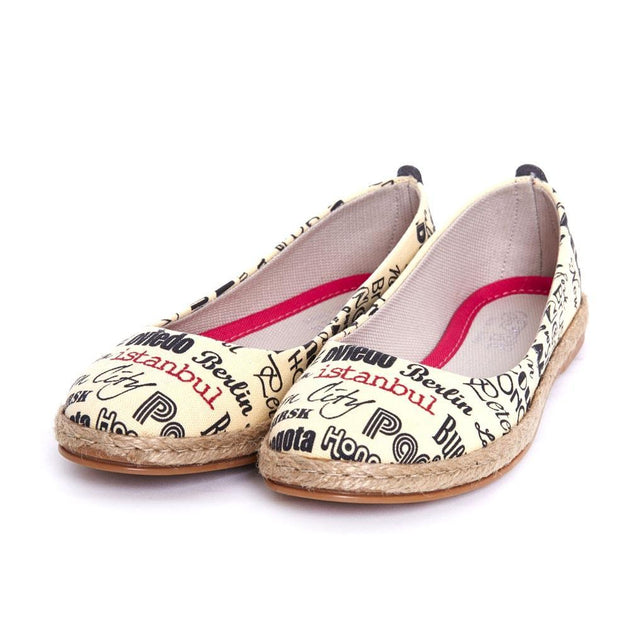 Goby Cities Ballerinas Shoes FBR1207