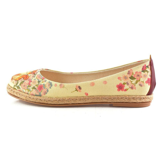GOBY Ballerinas Shoes FBR1212 Women Ballerinas Shoes - Goby Shoes UK