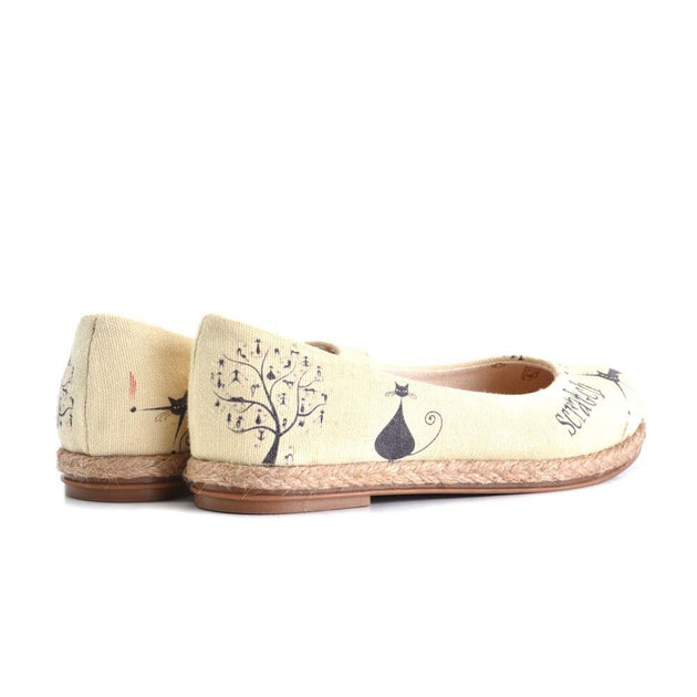 GOBY Ballerinas Shoes FBR1234 Women Ballerinas Shoes - Goby Shoes UK
