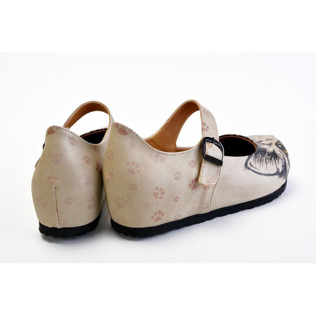 Ballerinas Shoes GBL206