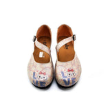 Ballerinas Shoes GBL305