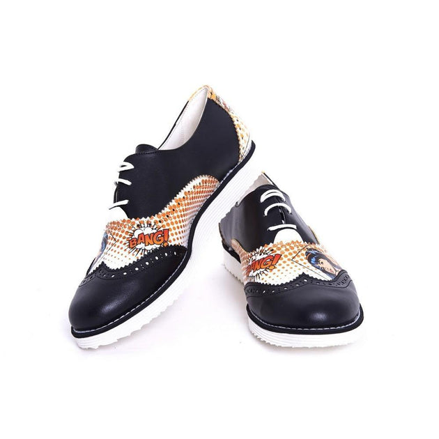 Bang Oxford Shoes GNG103