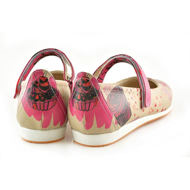 GOBY Ballerinas Shoes GOB101 Women Ballerinas Shoes - Goby Shoes UK