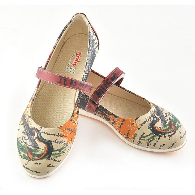 GOBY Ballerinas Shoes GOB105 Women Ballerinas Shoes - Goby Shoes UK