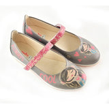 GOBY Ballerinas Shoes GOB106 Women Ballerinas Shoes - Goby Shoes UK