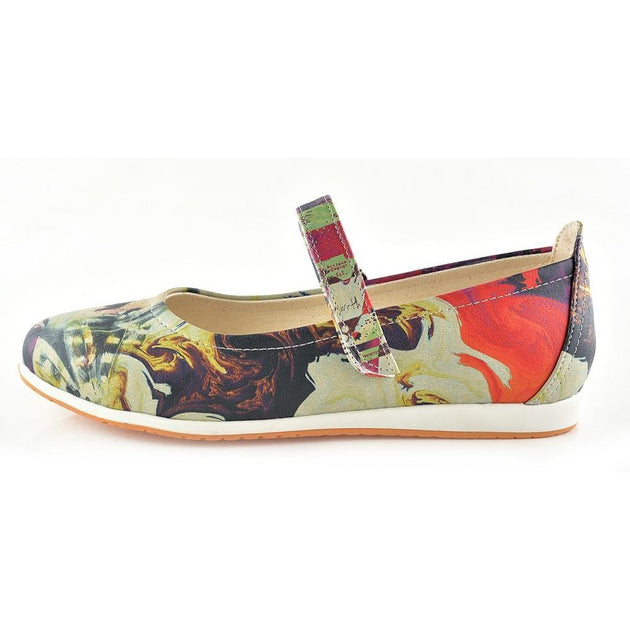 GOBY Ballerinas Shoes GOB107 Women Ballerinas Shoes - Goby Shoes UK