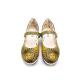 GOBY Ballerinas Shoes GOB112 Women Ballerinas Shoes - Goby Shoes UK