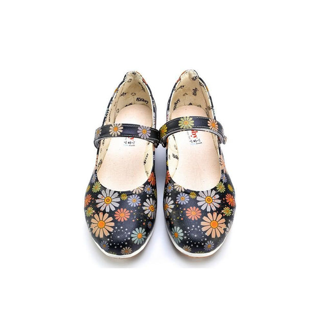 GOBY Ballerinas Shoes GOB113 Women Ballerinas Shoes - Goby Shoes UK