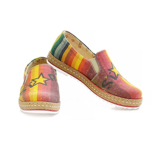 Star Slip on Sneakers Shoes HV1568