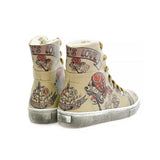 Pirates Love Short Boots JAS110