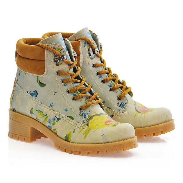 Sunny Day Short Boots KAT111