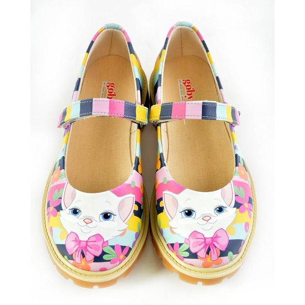 Pretty Cat Ballerinas Shoes KTB101