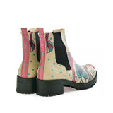 Sweet Cat Short Boots LAS108