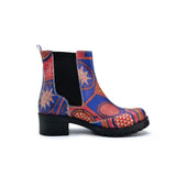 GOBY Short Boots LAS120 Women Boots Shoes - Goby Shoes UK