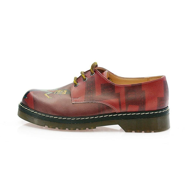 Tey're Everywhere Oxford Shoes MAX111