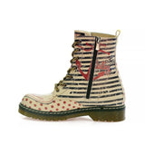 Sailing Love Long Boots MRT103