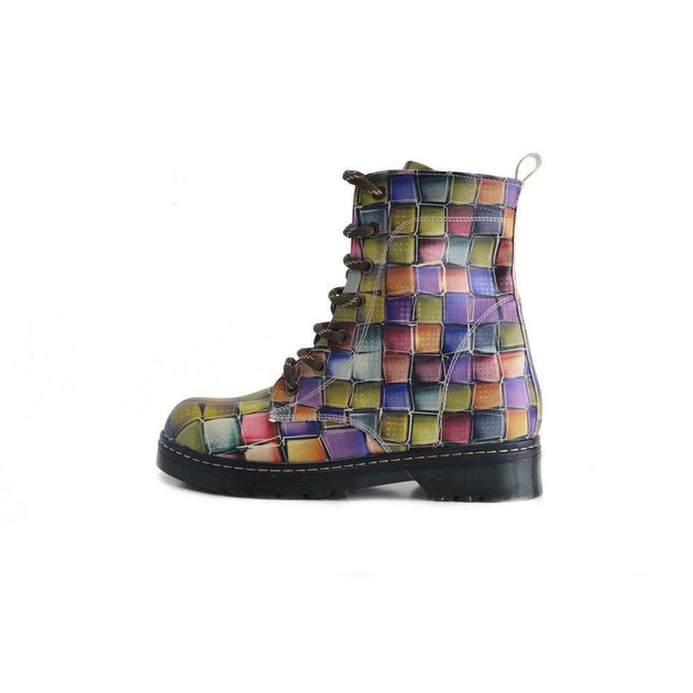 GOBY Long Boots MRT131 Women Boots Shoes - Goby Shoes UK